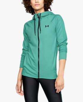 Women's UA Featherweight Fleece Full Zip