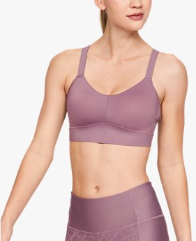 Women's UA Breathelux Mid Sports Bra