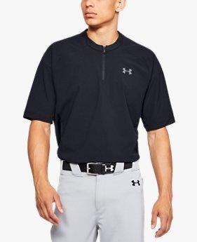 남성 UA 유틸리티 반팔 케이지 재킷