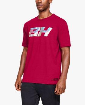 남성 UA BH34 아이콘 반팔 셔츠
