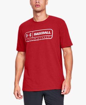 남성 UA LockerTag 반팔 셔츠