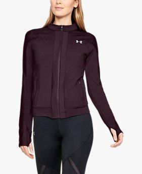 여성 ColdGear® 런 스톰 재킷