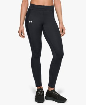 Damen ColdGear® Run Storm Tights
