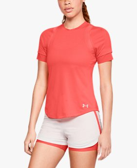 Women's UA HexDelta Short Sleeve