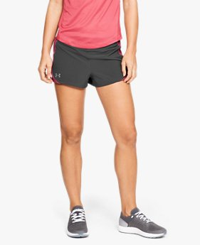 Women's UA Speedpocket Shorts