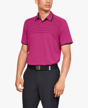 Men's UA Vanish Cross Hatch Polo