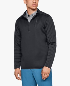 Men's UA Storm Daytona  ½ Zip
