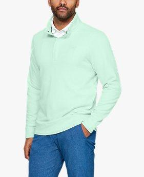 Men's UA Storm SweaterFleece Snap Mock