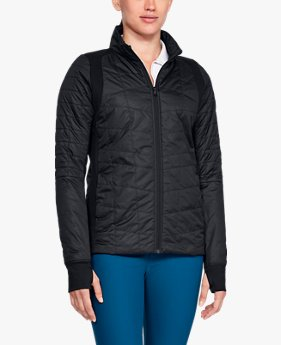 Damen UA Storm Elements Insulated Jacke