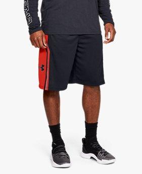 【アウトレット】UAビッグステージ11インチショーツ(バスケットボール/ショートパンツ/MEN)