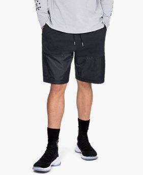 Shorts UA Pursuit Microthread para Hombre