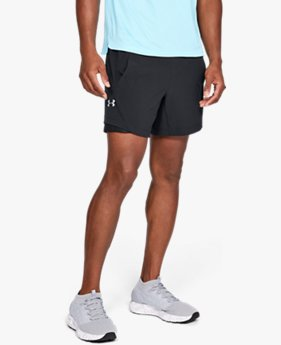 "Men's UA Speedpocket Linerless 6"" Shorts"