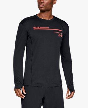 Men's UA Microthread Graphic Long Sleeve