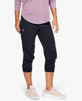 Women's UA Rival Fleece Crop