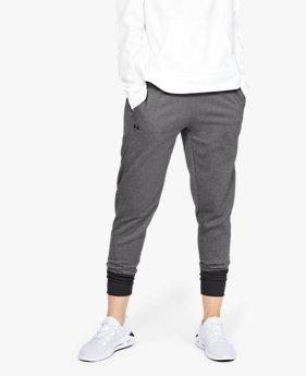 UAシンセティック フリース ジョガー パンツ(トレーニング/ジョガーパンツ/WOMEN)