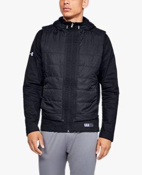 남성 UA 엑셀러레이트 트랜스포트 재킷