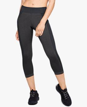 Leggings UA Vanish Seamless Crop da donna