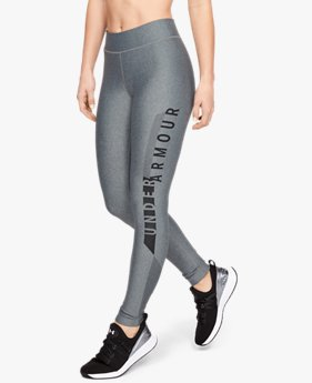 Leggings HeatGear® Armour Graphic para mujer