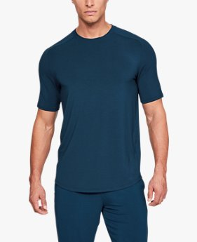 Men's UA Recover Sleepwear Ultra Comfort  Short Sleeve