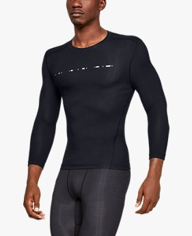Playera con Mangas ¾ Athlete Recovery Compression™ para Hombre