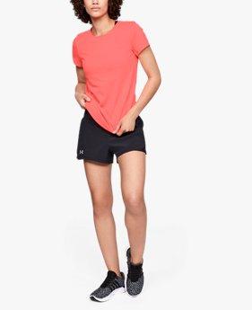 여성 UA 스위프트 반팔 티셔츠