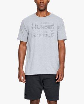 Men's UA Wordmark Glitch Short Sleeve T-Shirt