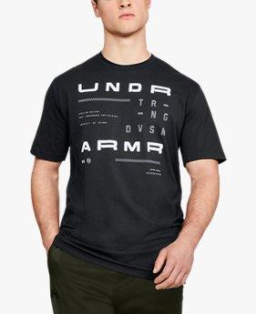 Men's UA TRN DVSN Short Sleeve Shirt