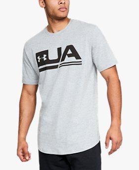 【アウトレット】UAスポーツスタイル ショートスリーブ(ライフスタイル/MEN)