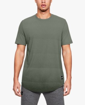 Camiseta UA Sportstyle Gradual Short Sleeve Masculina