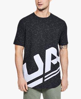 Men's UA Sportstyle Branded Short Sleeve