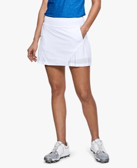 Women's UA Links Knit Mesh Skort