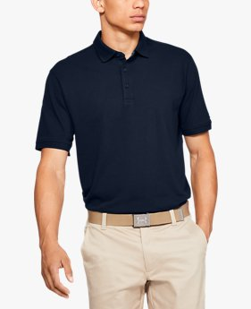 Men's Charged Cotton® Pique Polo