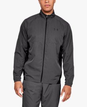 Men's UA Sportstyle Woven Full Zip Jacket