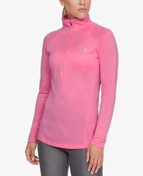 Camiseta de Treino Manga Longa Under Armour Tech™ Twist ½ Zip
