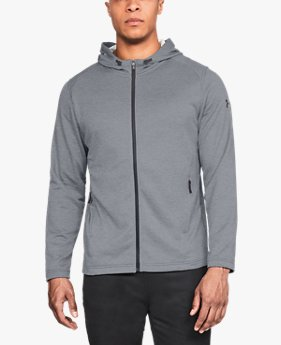 Moletom UA MK-1 Terry Full Zip Masculino