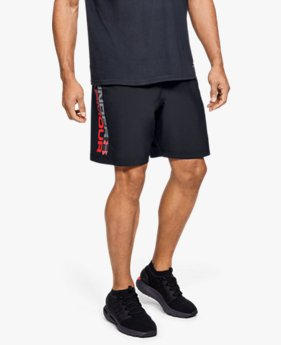 Herenshorts UA Woven Graphic Wordmark