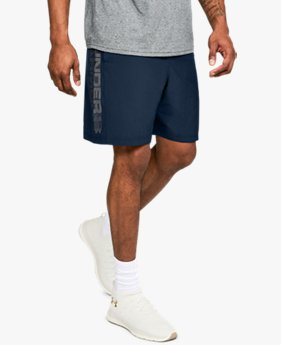 Short UA Woven Graphic Wordmark da uomo