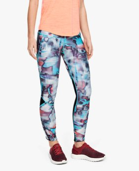 Leggings UA Armour Fly Fast Estampados para Mujer