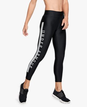 Calça HeatGear® Armour Branded Ankle Crop