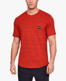 【アウトレット】UAスポーツスタイル ポケットTシャツ(ライフスタイル/Tシャツ/MEN)
