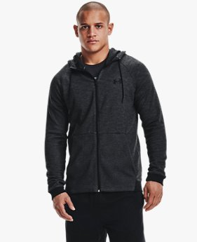 Men's UA Unstoppable Double Knit Full Zip