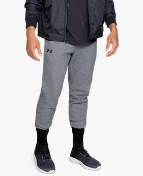 Herenjoggingbroek UA Unstoppable Double Knit