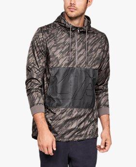 남성 UA 스포츠스타일 롱라인 아노락 재킷