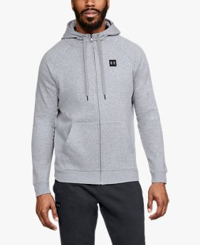 Men's UA Rival Fleece Full-Zip