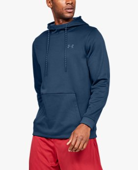 Sweat à capuche Armour Fleece® pour homme