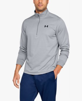 Herren Armour Fleece® mit 1/2 Zip