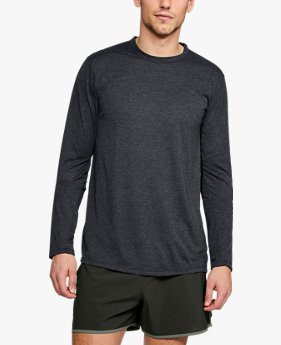 Men's UA Microthread Long Sleeve