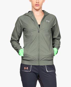 여성 UA 퍼페츄얼 GORE® WINDSTOPPER® 재킷