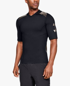 Men's UA Perpetual Powerprint ½ Sleeve