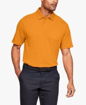 Herren Charged Cotton® Scramble Poloshirt